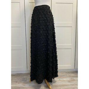 Dress the Population Medium Flower Maxi Skirt